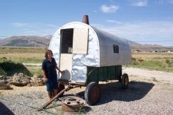 Sheepherder's Wagon [Trailer]