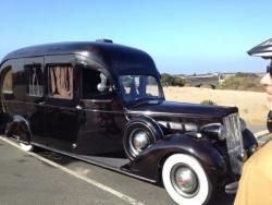 1937 Packard Motorhome