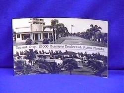 Biscayne Blvd. postcard