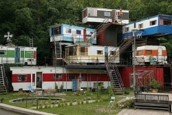 Redneck Mansion Trailers