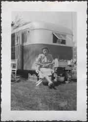 Westcraft photo with lady