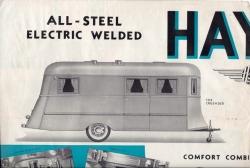 1938 Hayes Brochure