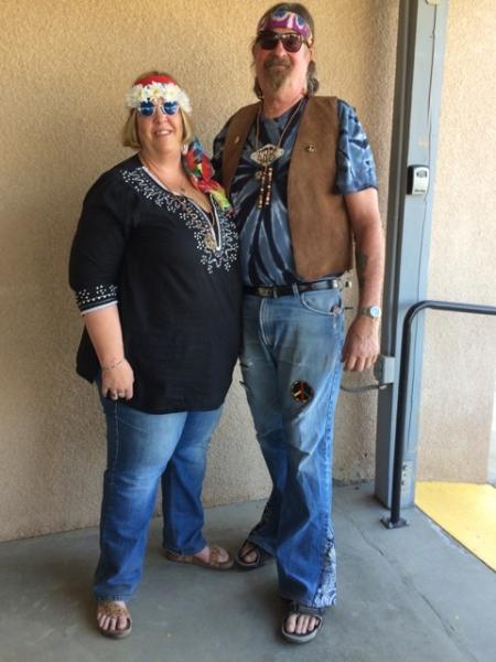 Mike & Tia