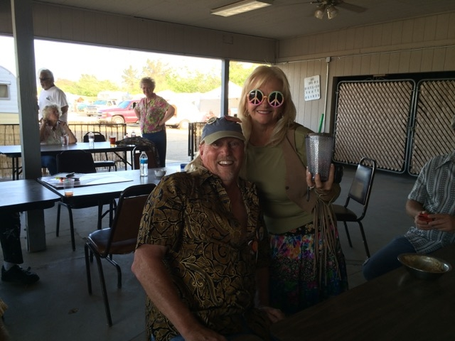 Scott & Lynn Camaraderie