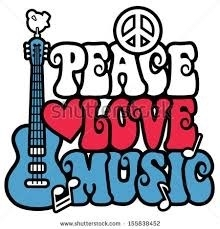 Peace, Love, Music [& laughter]