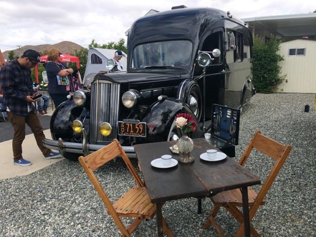1937 Packard Housecar