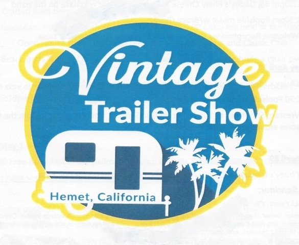 April 27 - May 1, 2016 Hemet Rally Logo