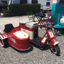 Cushman Sidecar