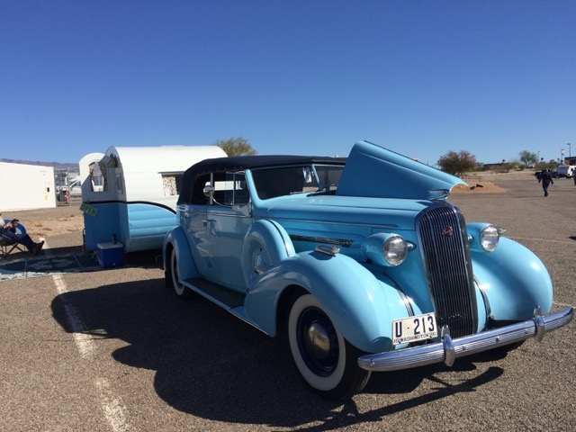 1935 Masterbilt & 1936 Buick