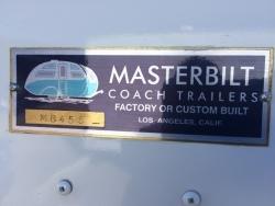 1935 Masterbilt tag