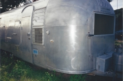 1968 Airstream Overlander WBCCI Number 10777