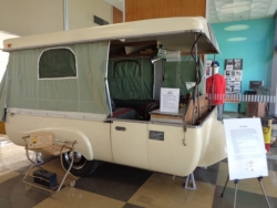 1954 Ranger Pop Up Trailer