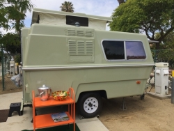 Ron's 1973 Compact II by Hunter