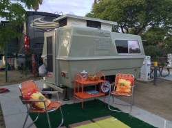 1973 Compact II by Hunter