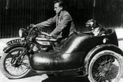 Motor-Cycle-Shoe-side-car
