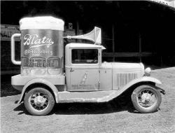 Truck-Blatz-Beer