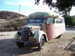 1936 International Harvester Bus