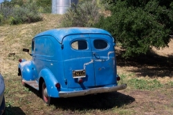 1941 Chevy Panel Truck