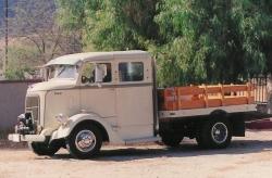 1938 REO COE Pumper Truck