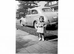 Toni & Car picture c. 1947