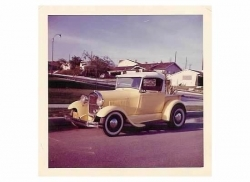 1929 Ford Roadster built by Chuck - picture 1962
