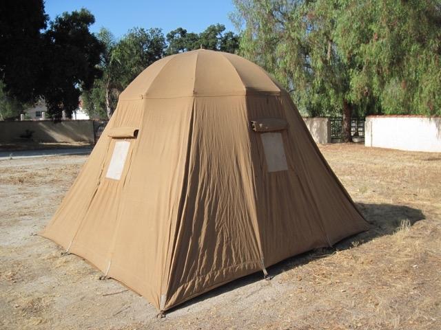Troy Tent & Vintage Tents - Vintage Trailer Camp
