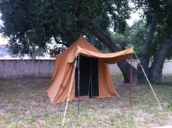Used to camp with our best friends in the sixties in a tent just like this...