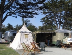 Another vintage tent at Pismo