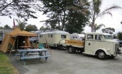 Pismo Beach Vintage Trailer Rally