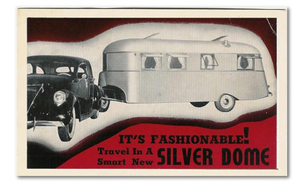 vintage trailer camp historical news