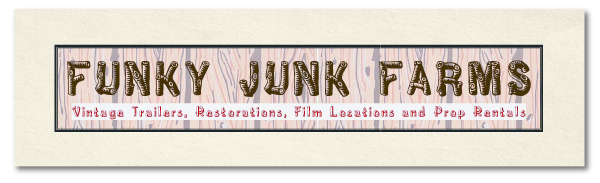 vintage trailers funk junk farms