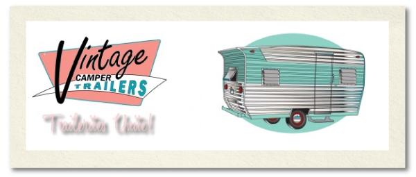 vintage trailers vintage camper trailers