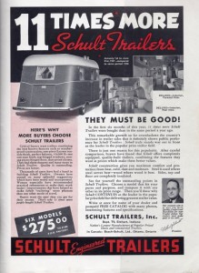 Schult Trailers ad