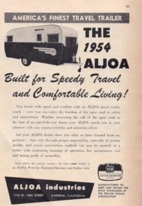 1954 may aljoa trailer life