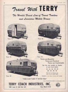 1954 may terry trailer life