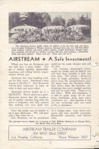 as silver cloud 37 brochure