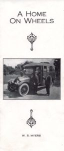 trailer house 1919