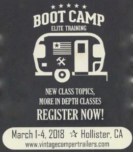 vintage boot camp
