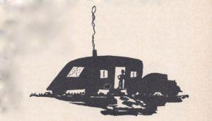 May 1937 Trailer Topics mag cartoon issue 1, no 1 1