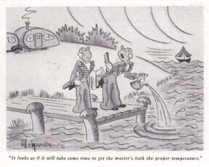 may 1937 tt mag cartoon trailer