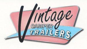 vintage camper trailers logo