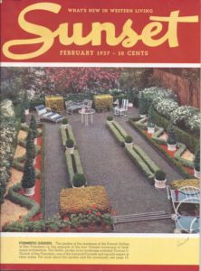 sunset magazine feb 1937