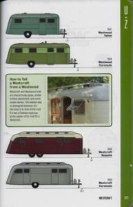 vintage trailers field guide book