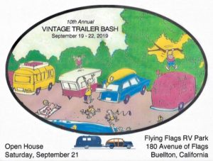 Upcoming Events | Vintage Trailer Camp