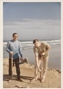 Summer 66 Roadtrip geo duck clamming 1