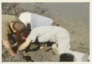Summer 66 Roadtrip geo duck clamming 3
